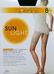 Pończochy Omsa Sun Light 8 den 2-4