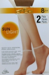 Skarpetki Omsa| Sun Light 8 den A`2