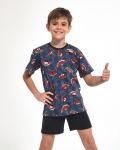 Piżama Cornette Kids Boy 334/86 Watermelon 3 kr/r 86-128