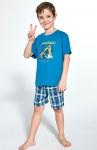 Piżama Cornette Kids Boy 789/87 Machine 2 kr/r 86-128