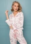 Piżama Aruelle Daphne Long dł/r XS-2XL