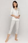 Piżama Cana 3/4 552 2XL