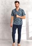Piżama Taro Gracjan 954 Kr/r 2XL-3XL L'21