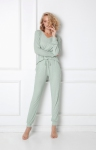 Piżama Aruelle Tina Set Forest dł/r XS-2XL