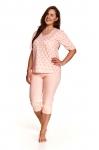 Piżama Taro Lidia 2373 kr/r 4XL-5XL L'21
