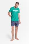 Piżama Henderson Core 38874 Lid kr/r M-2XL