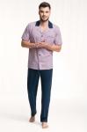 Piżama Luna 770 kr/r M-2XL męska