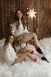 Skarpetki Fiore G 1104 Let It Snow A'3