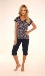 Piżama De Lafense 491 Mia kr/r 3XL