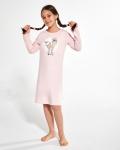 Koszula Cornette Kids Girl 549/138 Roe 4 dł/r 86-128