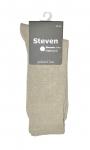 Skarpety Steven art.049 Natural Linen 42-47