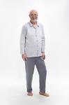 Piżama Martel Antoni 403 dł/r 3XL-4XL Rozpinana