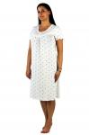Koszula De Lafense 447 Juliette kr/r 3XL-5XL