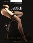 Pończochy Fiore do pasa O 4056 Burlesque Kabaretka 2-4