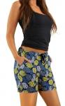 Spodnie piżamowe Sesto Senso 2525/04 Koralowiec