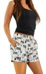 Spodnie piżamowe Sesto Sesto 2543/04 Paryżanka