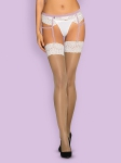 Pończochy Obsessive Lilyanne Stockings
