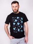 Koszulka YO! PM-005 Trójkąty