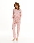Piżama Taro Luna 2555 dł/r S-XL Z'22