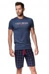 Piżama Henderson 39243 Myth kr/r M-XL