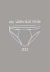 Slipy Cornette Various Trim 232/120