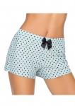 Spodnie piżamowe Donna 1/2 Kropki XL-2XL