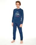 Piżama Cornette Kids Boy 478/124 Follow Me 86-128