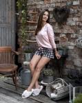 Piżama Sensis Allure dł/r S-XL