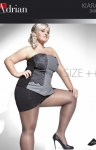 Rajstopy Adrian Kiara Size++ 20 den 3Max