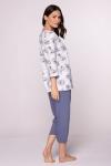 Piżama Cana 569 7/8 2XL
