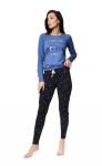 Piżama Henderson Ladies 39225 Zadie kr/r S-XL
