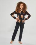 Piżama Cornette Young Girl 997/148 Bear 140-164