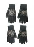 Rękawiczki Rak R-159 wzór Norweski męskie