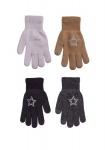 Rękawiczki Rak R-178 z Gwiazdą dziewczęce