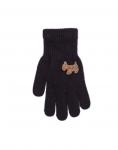 Rękawiczki Rak R-183 z Pieskiem dziewczęce