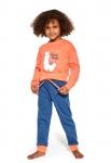 Piżama Cornette Kids Girl 469/144 Good Night 86-128