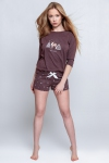 Piżama Sensis Mystique 3/4 S-XL