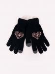 Rękawiczki YO! R-108A/5P Aplikacja Rysunek dziecięce