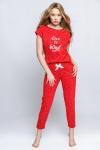 Piżama Sensis Nectar Love kr/r S-XL