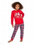 Piżama Cornette Young Girl 592/147 Gnomes dł/r 134-164
