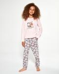 Piżama Cornette Kids Girl 994/139 Time To Sleep 2