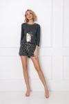 Piżama Aruelle Hanna Short XS-2XL