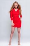 Koszula Sensis Lady In Red 7/8 S-XL