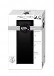 Rajstopy Gatta Velvet Touch 600 den 3-M