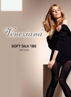 Rajstopy Veneziana Soft Silk 180 den 2-4