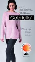 Rajstopy Gabriella Warm Up! 3D 409 200 den 2-4