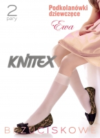 Podkolanówki Knittex Kids Line Ewa 20 den A'2