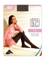 Rajstopy Donna B.C. Polo 80 den 1-4