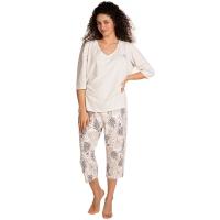 Piżama Lama L-1395 PY-02 3/4 2XL-4XL