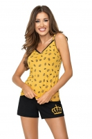 Piżama Donna Queen 1/2 S-XL